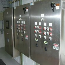Control Panels Cabinet