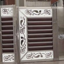 Stainless Steel Gates and Grills Railings